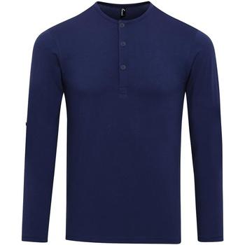 Abbigliamento Uomo T-shirts a maniche lunghe Premier Long John Multicolore