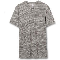 Abbigliamento Uomo T-shirt maniche corte Alternative Apparel AT001 Grigio screziato