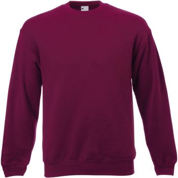 Abbigliamento Uomo Felpe Universal Textiles 62202 Rosso scuro