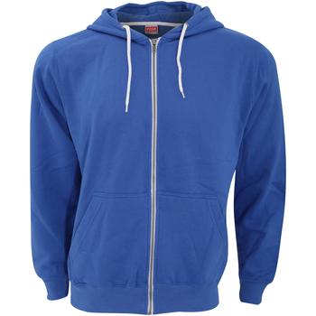 Abbigliamento Uomo Felpe Fdm TZ001 Blu reale
