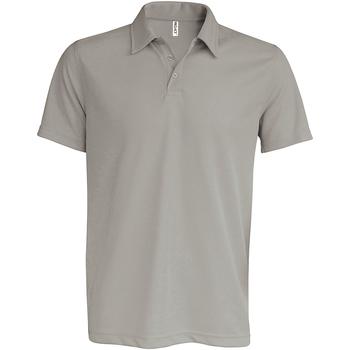 Abbigliamento Uomo Polo maniche corte Kariban Proact PA482 Grigio