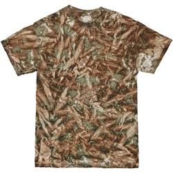 Abbigliamento Uomo T-shirt maniche corte Colortone TD08M Camouflage