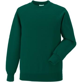 Abbigliamento Unisex bambino Felpe Jerzees Schoolgear 7620B Verde bottiglia