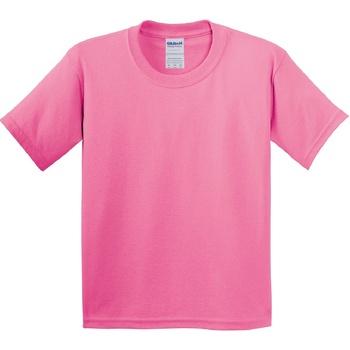 Abbigliamento Unisex bambino T-shirt maniche corte Gildan 5000B Azalea