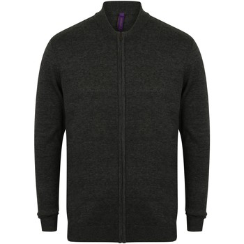 Abbigliamento Gilet / Cardigan Henbury HB718 Grigio screziato