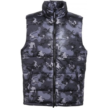 Abbigliamento Uomo Piumini 2786 TS015 Grigio mimetico