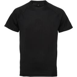 Abbigliamento Uomo T-shirt maniche corte Tridri TR011 Nero