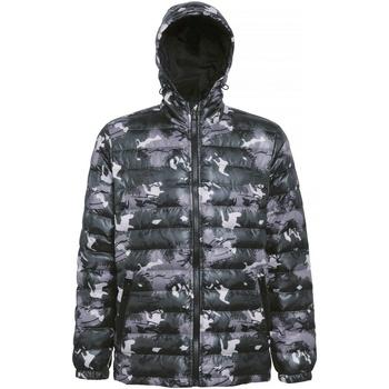 Abbigliamento Uomo Piumini 2786 TS016 Verde mimetico