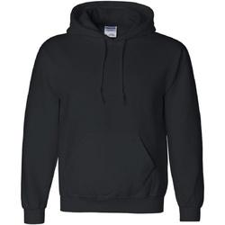 Abbigliamento Uomo Felpe Gildan 12500 Nero