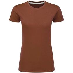 Abbigliamento Donna T-shirt maniche corte Sg Perfect Rosso chiaro