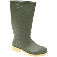 Scarpe Unisex bambino Stivali da pioggia Dikamar  Verde