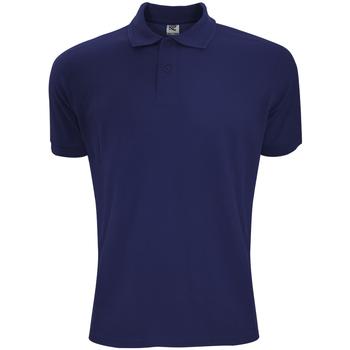 Abbigliamento Uomo Polo maniche corte Sg Polycotton Blu navy