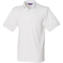 Abbigliamento Uomo Polo maniche corte Henbury HB400 Cenere