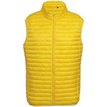 Abbigliamento Uomo Piumini 2786 Fineline Giallo brillante