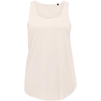Abbigliamento Donna Top / T-shirt senza maniche Sols Jade Crema