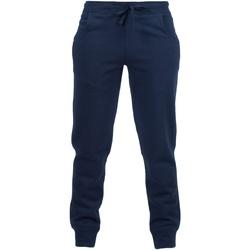 Abbigliamento Unisex bambino Pantaloni da tuta Skinni Fit  Blu navy