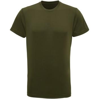Abbigliamento Uomo T-shirt maniche corte Tridri TR010 Oliva