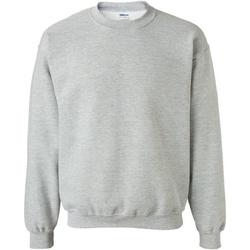 Abbigliamento Unisex bambino Felpe Gildan 18000B Grigio Sport