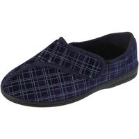 Scarpe Uomo Pantofole Zedzzz  Blu navy