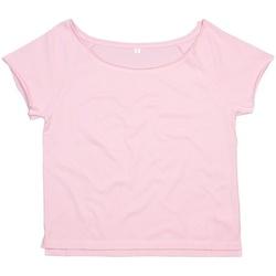Abbigliamento Donna T-shirt maniche corte Mantis Dance Rosa