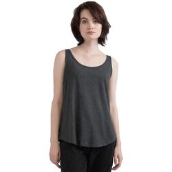 Abbigliamento Donna Top / T-shirt senza maniche Mantis M92 Grigio