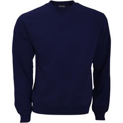Abbigliamento Uomo Felpe B And C WUI20 Blu navy