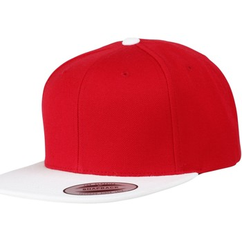 Accessori Cappellini Yupoong YP010 Rosso/Bianco