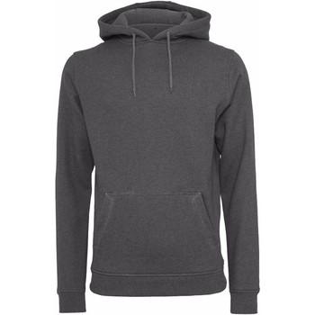 Abbigliamento Uomo Felpe Build Your Brand BY011 Carbone