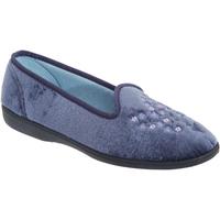 Scarpe Donna Pantofole Sleepers  Mirtillo