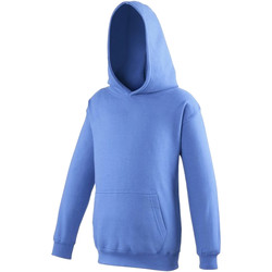 Abbigliamento Unisex bambino Felpe Awdis JH01J Blu reale