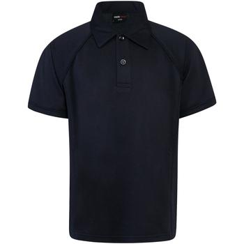 Abbigliamento Unisex bambino Polo maniche corte Finden & Hales LV372 Blu navy/Blu navy