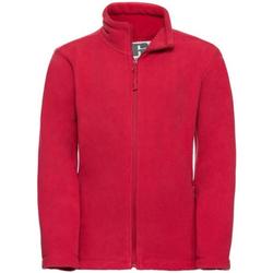 Abbigliamento Bambino Felpe in pile Jerzees Schoolgear 8700B Rosso