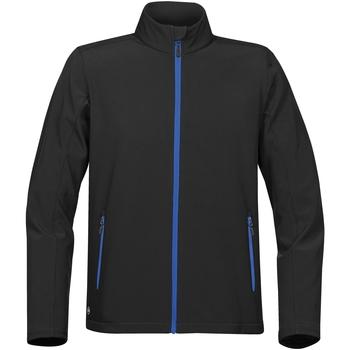 Abbigliamento Uomo Giubbotti Stormtech KSB-1 Nero/Azzurro