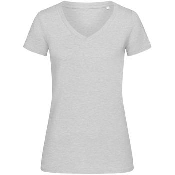 Abbigliamento Donna T-shirt maniche corte Stedman Stars  Grigio screziato