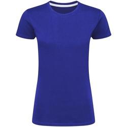 Abbigliamento Donna T-shirt maniche corte Sg Perfect Blu reale