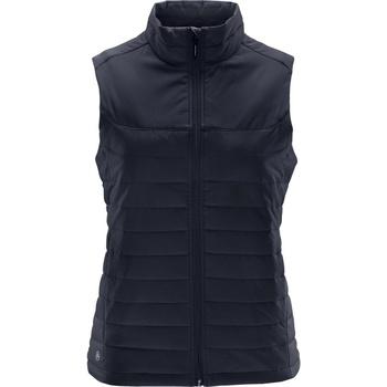 Abbigliamento Donna Piumini Stormtech KXV-1W Blu navy