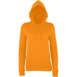 Abbigliamento Donna Felpe Awdis Girlie Arancio