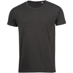 Abbigliamento Uomo T-shirt maniche corte Sols 01182 Cenere