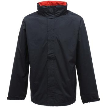 Abbigliamento Uomo giacca a vento Regatta Ardmore Navy/Rosso