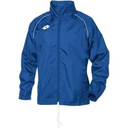 Abbigliamento Unisex bambino giacca a vento Lotto LT36B Blu reale/Bianco
