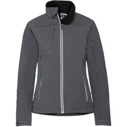 Abbigliamento Donna giacca a vento Russell R410F Ferro
