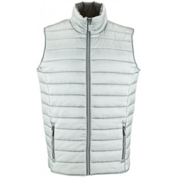 Abbigliamento Donna Piumini Sols 01437 Grigio metallizzato