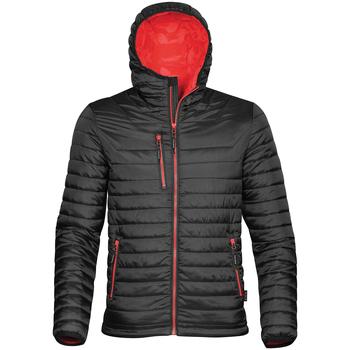 Abbigliamento Uomo Piumini Stormtech Gravity Nero/Rosso