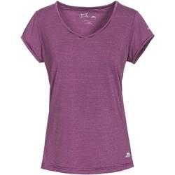 Abbigliamento Donna T-shirt maniche corte Trespass Mirren Uva