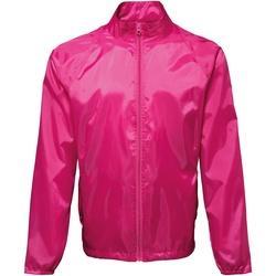 Abbigliamento Uomo giacca a vento 2786 TS010 Rosa acceso