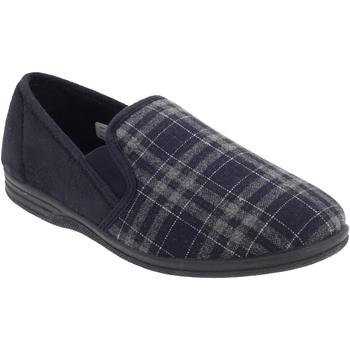 Scarpe Uomo Pantofole Zedzzz  Navy blu