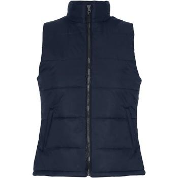 Abbigliamento Donna Piumini 2786 TS15F Blu navy