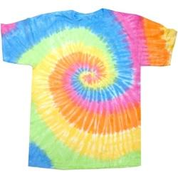 Abbigliamento Donna T-shirt maniche corte Colortone Rainbow Eternit�