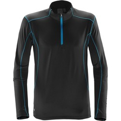 Abbigliamento Uomo Maglioni Stormtech Pulse Nero/Blu Elettrico