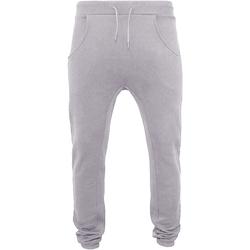 Abbigliamento Uomo Pantaloni da tuta Build Your Brand BY013 Erica grigia